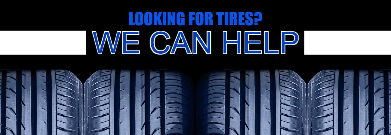 Buy Tires Online Maclin Ford Calgary